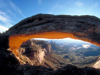 Canyonlands National Parks im US-Bundesstaat Utah