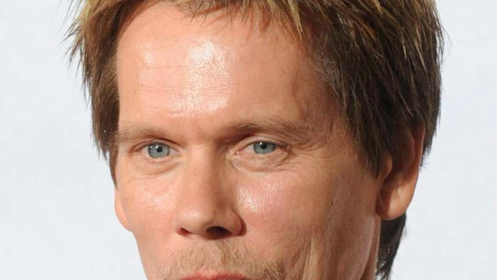 Liegt auf der Hand: Kevin Bacon and eggs. Foto: Andrew Gombert