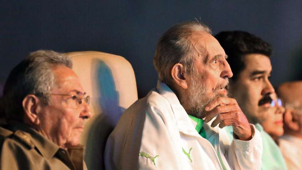 Fidel Castro 90th birthday