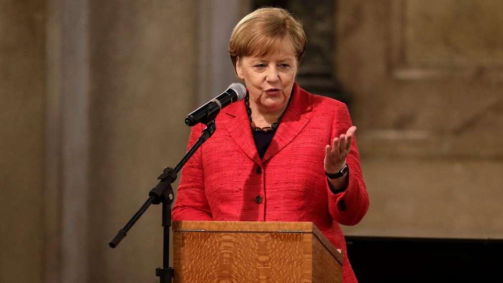 Merkel auf schwieriger G20-Mission