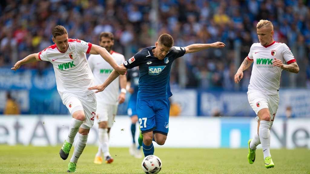 Der FC Bayern befasst sich mit Kramaric