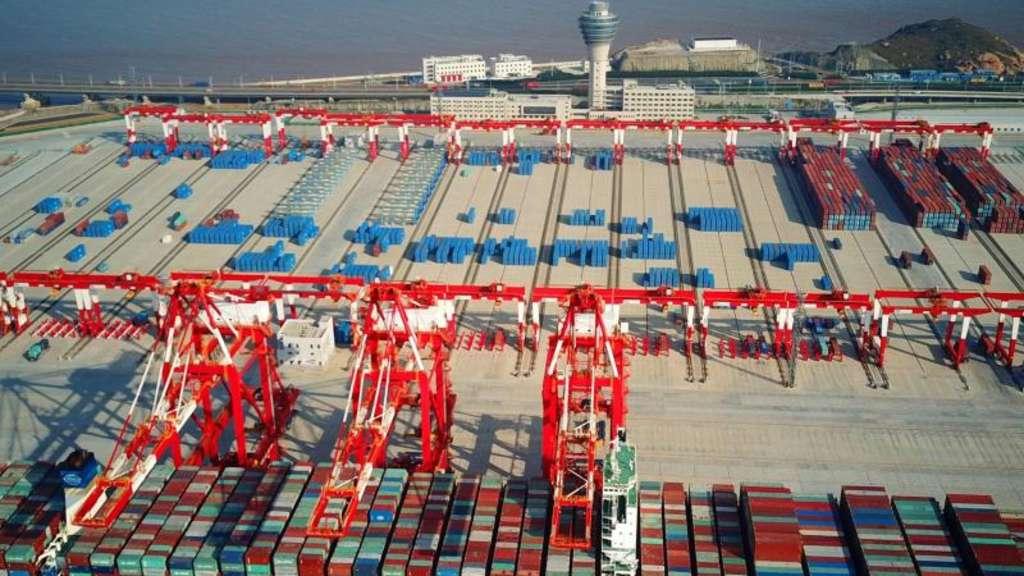 Handelskrieg: Chinas Wachstum fällt unerwartet stark