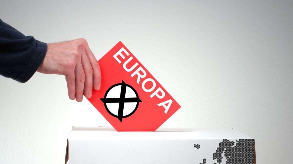 Millionen Wahlberechtigte: Europawahlen in Deutschland haben begonnen