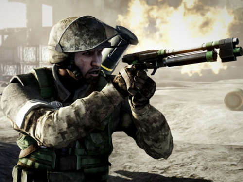 Screenshots aus Battlefield: Bad Company 2