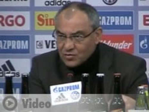 Video: Magath wittert Schalkes Chance