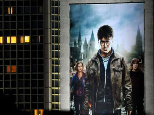 Traumstart für Harry Potter in den USA