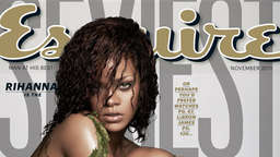 """Sexiest woman alive"" Rihanna: Nackt-Shooting"