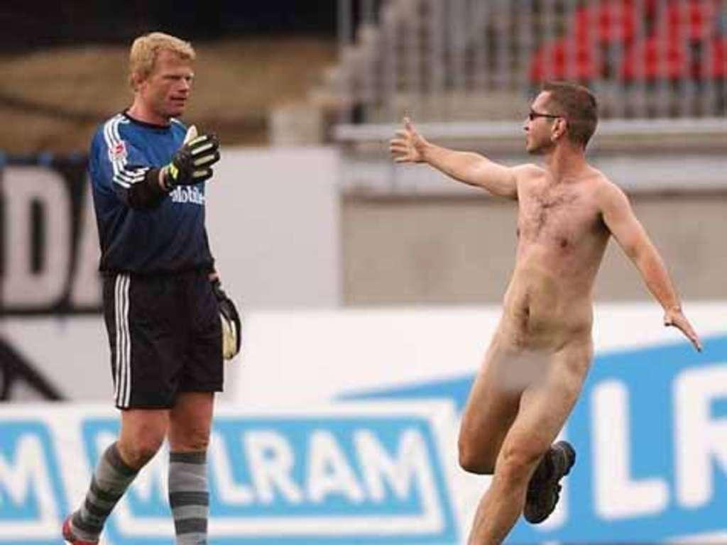 Bayern spieler nackt