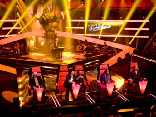 """The Voice of Germany"" - Bilder der ersten Blind Auditions"