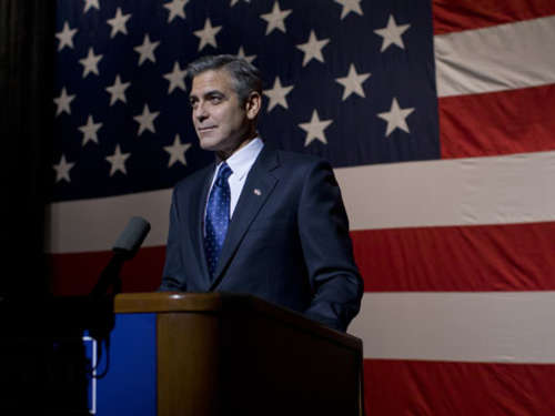"""The Ides of March"": Clooney for President"