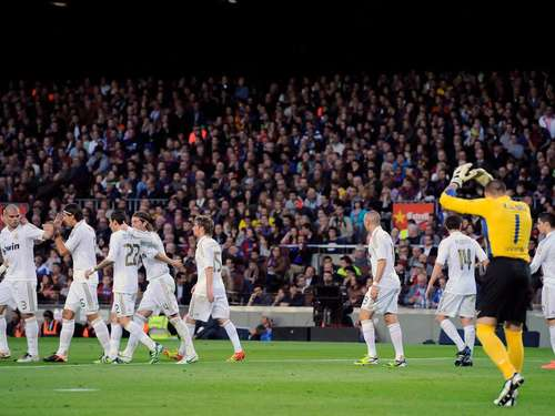 Real Madrid gewinnt Clasico in Barcelona