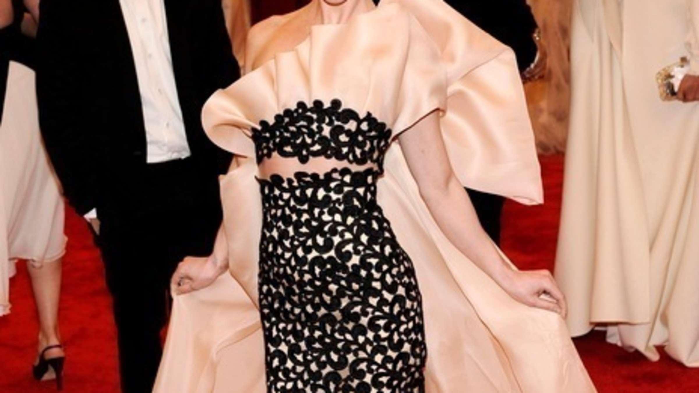 Met-Gala: Die schönsten und schrecklichsten Kleider  STARS