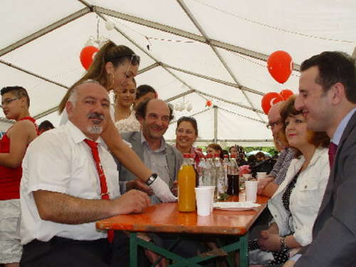 Internationales Kinderfest im Weidach