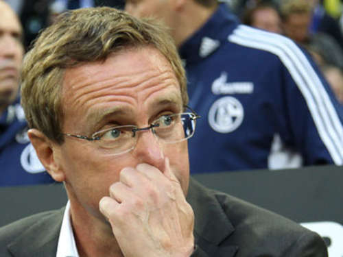 Bericht: Rangnick in die Premier League