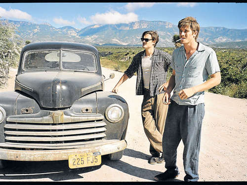 "Merkur-Film: ""On the Road"" von Jack Kerouac"