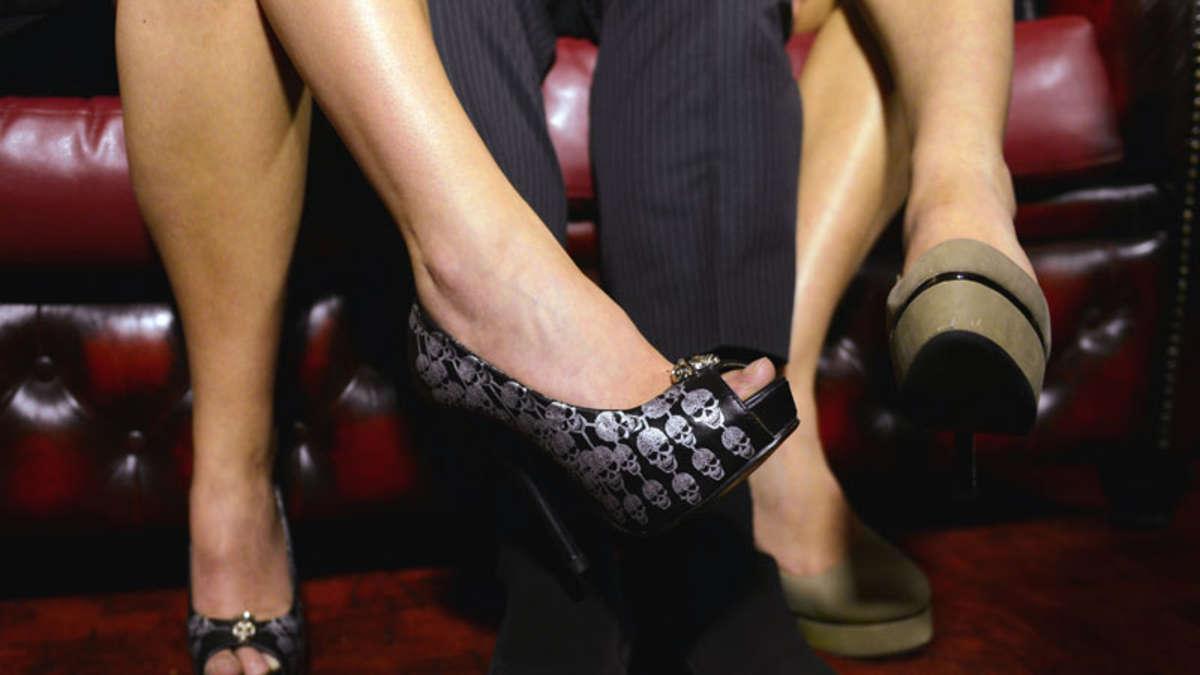 Prostitution 18-jährige Freier in Tschechien erpresst   BAYERN