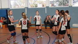 Penzings U20-Volleyball-Damen in Form