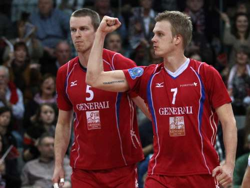 Haching im Volleyball-Pokalfinale