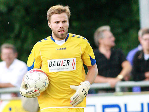 "Stürmender Keeper Sandro Volz will ""back to the roots"""
