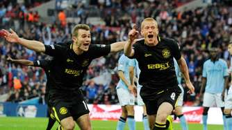 Wigan Athletic gewinnt sensationell FA-Cup