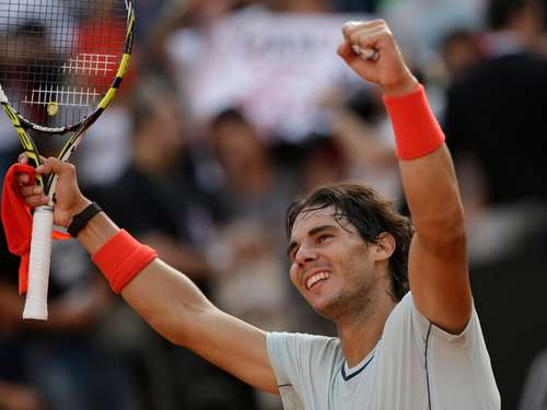 Nadal und Williams siegen in Rom