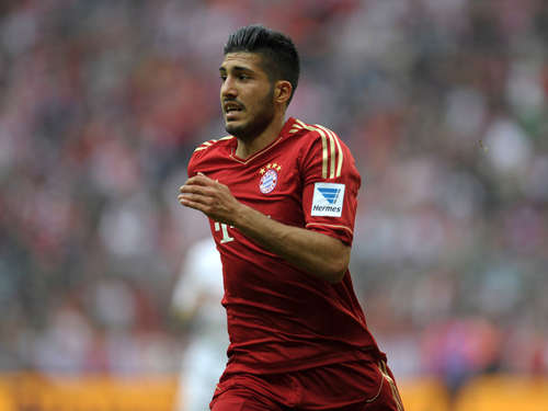 Emre Can fällt Motivation für Amateure schwer