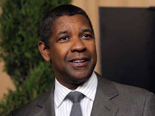 Denzel Washington an den Broadway