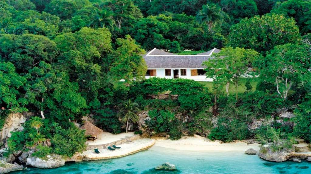 In diesem Strandhaus bei Oracabessa erfand Ian Fleming den Geheimagenten James Bond.