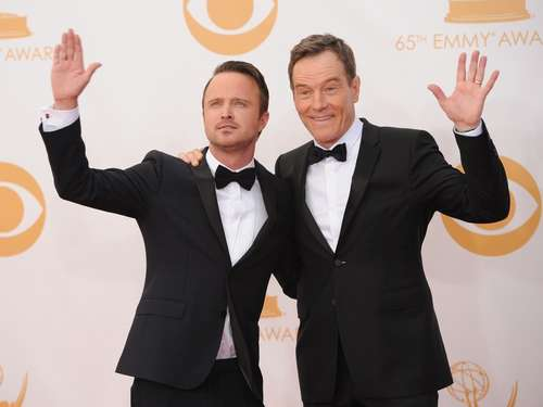 """Breaking Bad""-Stars laden Spender zum Finale ein"