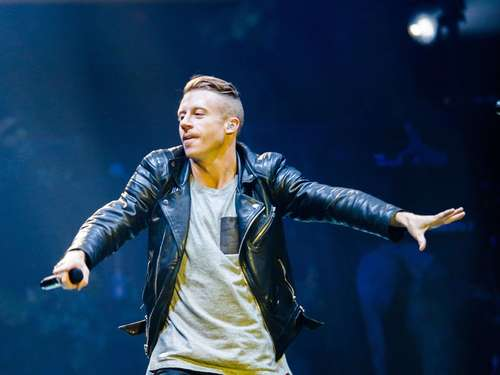 Macklemore isst am liebsten deutsch