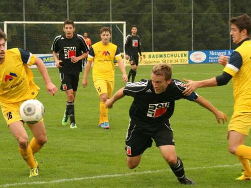 20.10.2013 FC Pipinsried - 1. FC Sonthofen