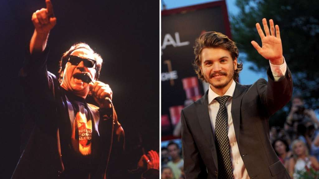 Emile Hirsch, James Belushi, Blues Brothers