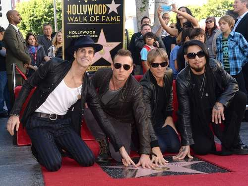 Jane's Addiction enthüllen Hollywood-Stern