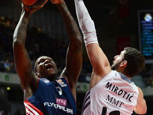 Bayern-Baskets ohne Chance in Madrid