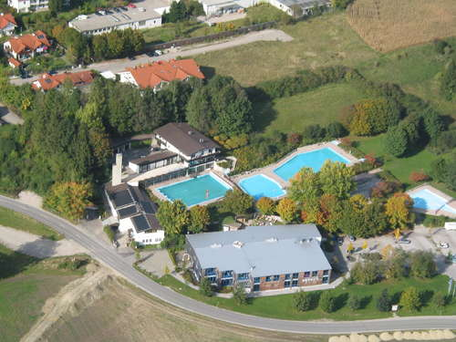 Hotel, Bad und Fitness-Center am Ammersee