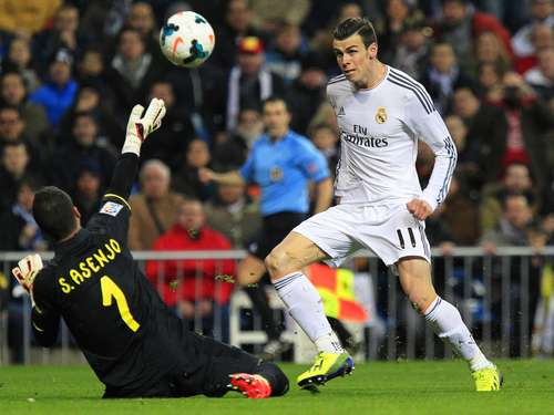 Real auch ohne Ronaldo spitze - Bale top