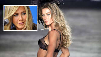 Jennifer Aniston will Gisele Bündchens Kurven