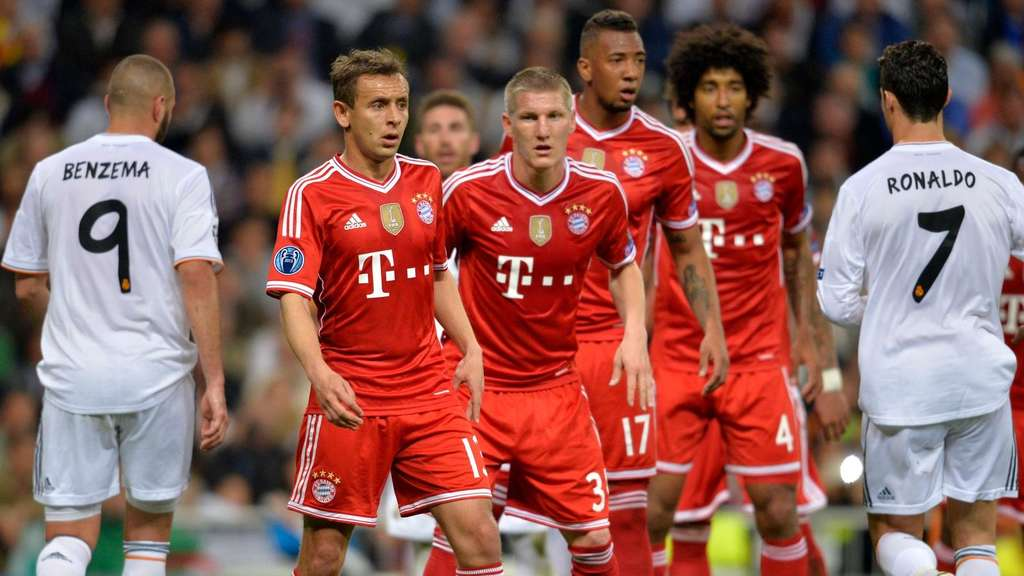 FC Bayern - Real Madrid Live-Stream