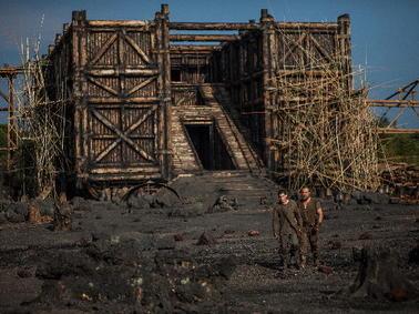 Noah Mit Russel Crowe In Der Kreisboten Kinokritik Kino Tv