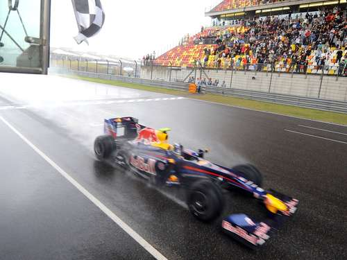 China-GP: Red Bull braucht Regen