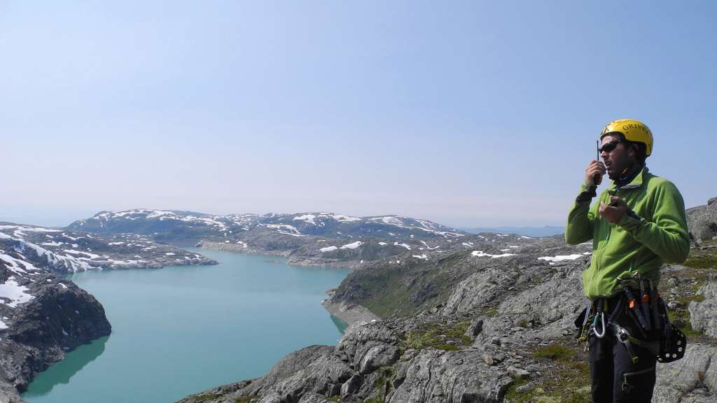 Gletscher Tour Norwegen