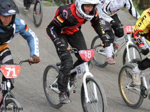Brucker BMX Team - Fight mit RC Erlangen