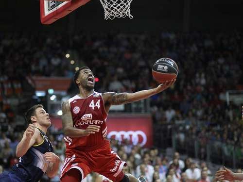 Bayern-Baskets besiegen Oldenburg: Bilder