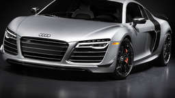 Rambazamba! Audi R8 Competition mit 570 PS
