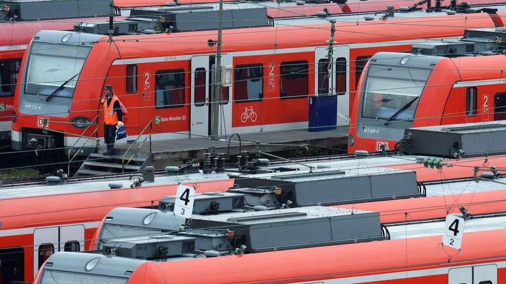 D Bahn Streik