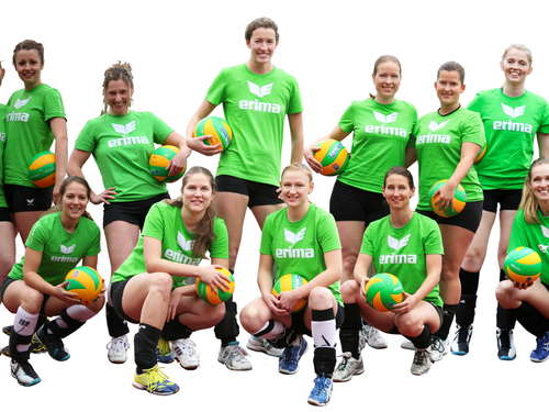 High Noon beim Volleyball