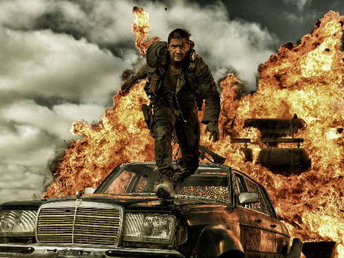 "Kinokritik: ""Mad Max – Fury Road"""