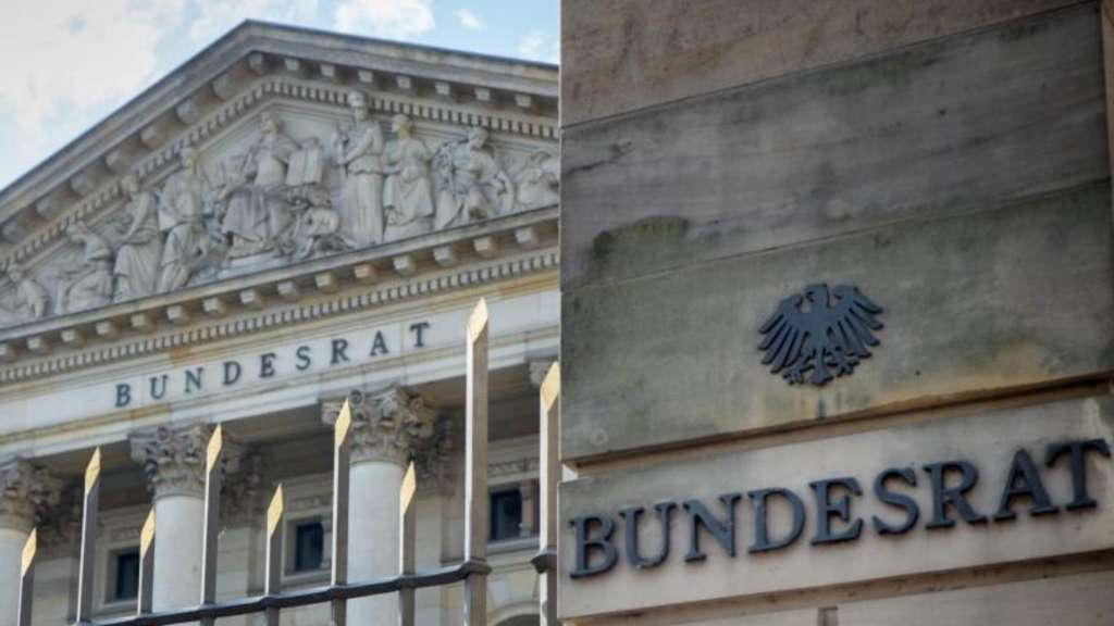 Der BUndesrat in Berlin. Foto: Alex Heinl