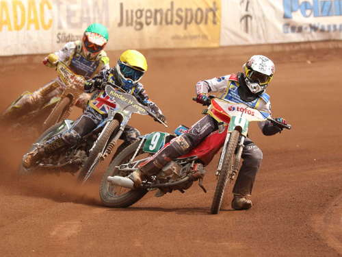 Speedway Olching FIM Youth Gold Trophy 125ccm