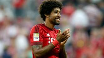 Dante: Emotionaler Abschieds-Post an den FC Bayern